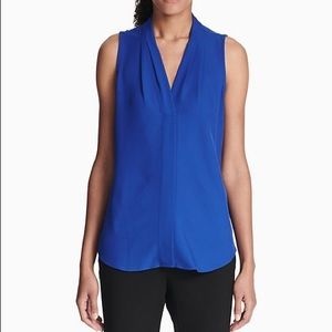 NWT Calvin Klein sleeveless Tops Medium